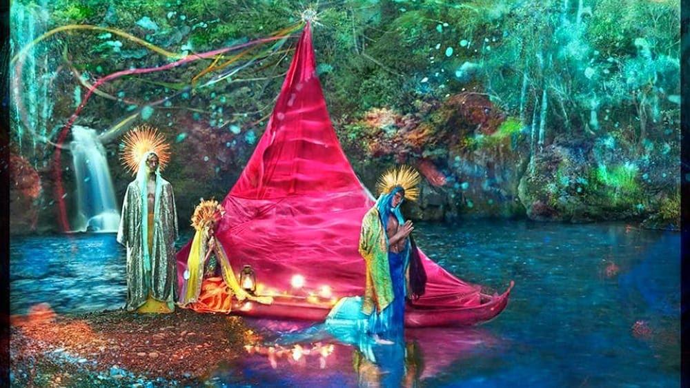 David LaChapelle, la mostra gratuita a Roma